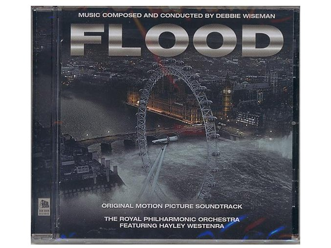 Potopa / Záplava (soundtrack - CD) Flood