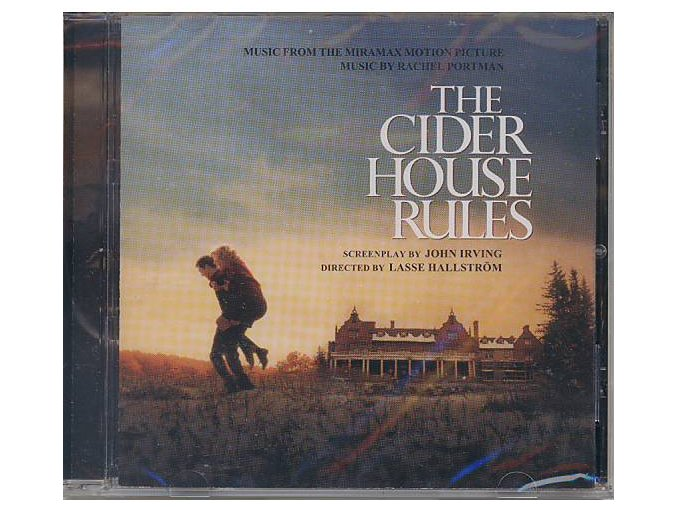 Pravidla moštárny (soundtrack - CD) The Cider House Rules