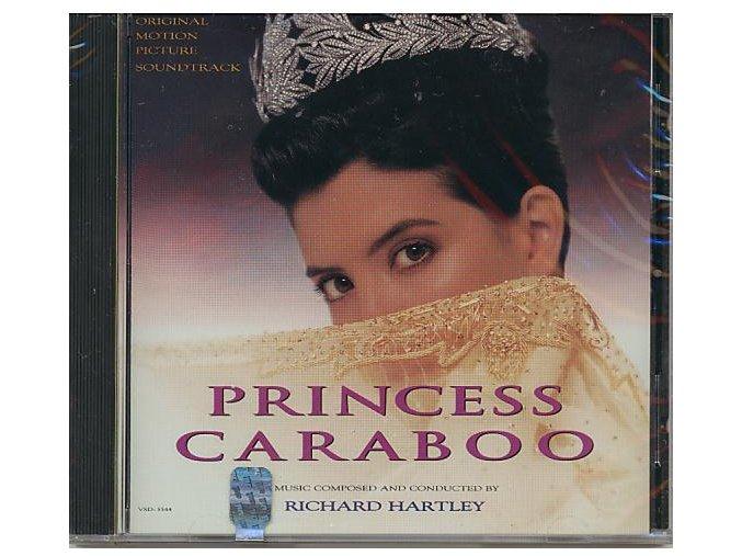 Princezna Caraboo (soundtrack - CD) Princess Caraboo
