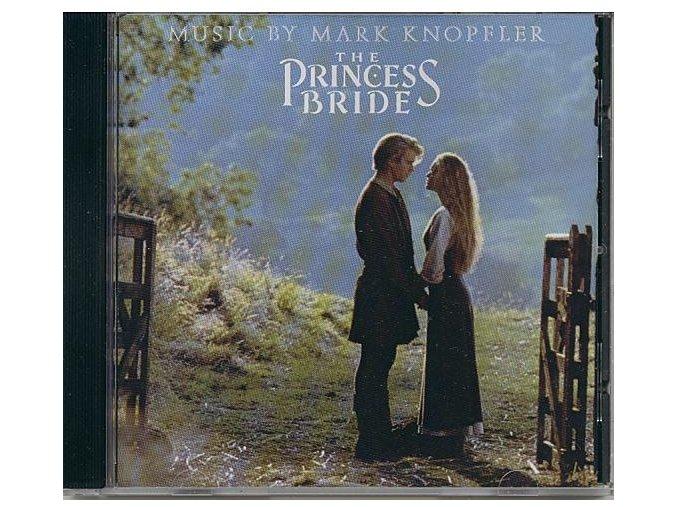 Princezna nevěsta (soundtrack - CD) The Princess Bride