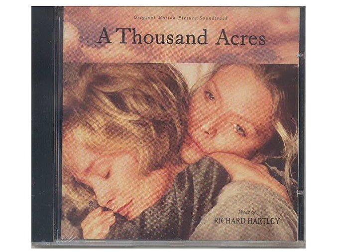 Prokletá farma (soundtrack - CD) A Thousand Acres