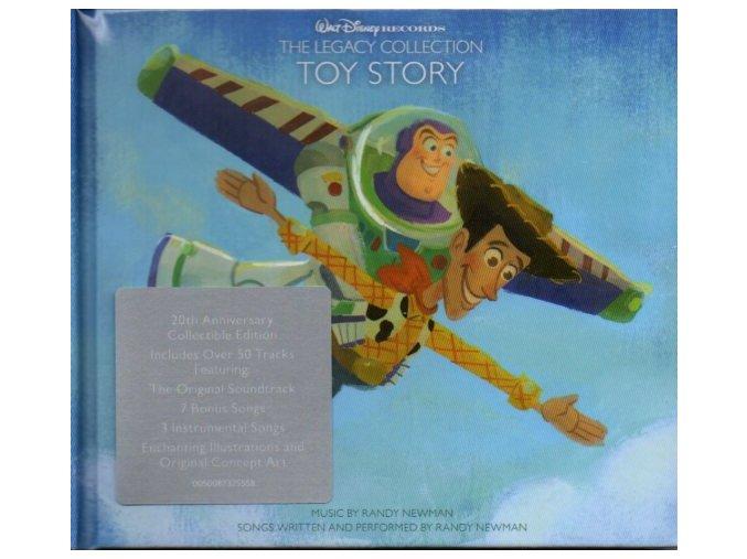 Příběh hraček (soundtrack - CD) Toy Story: The Legacy Collection