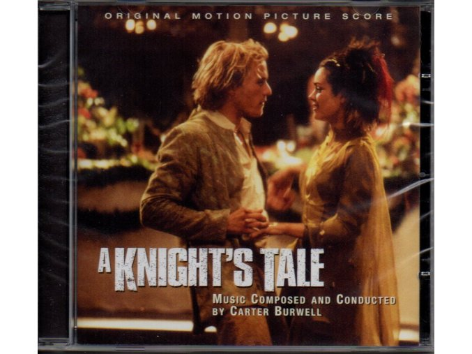 a knights tale score cd carter burwell