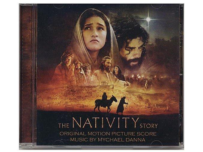 Příběh zrození (soundtrack - CD) The Nativity Story