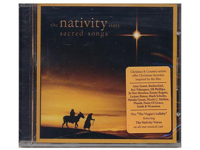 Příběh zrození (soundtrack - CD) The Nativity Story: Sacred Songs