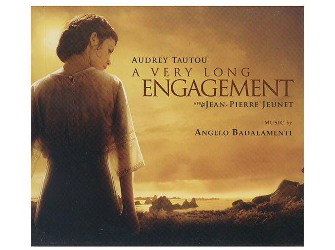 Příliš dlouhé zásnuby (soundtrack - CD) A Very Long Engagement
