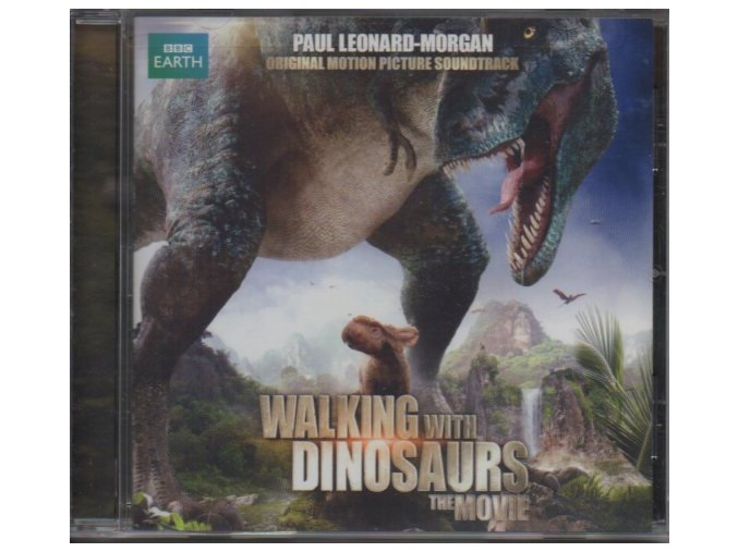 Putování s dinosaury (soundtrack - CD) Walking with Dinosaurs