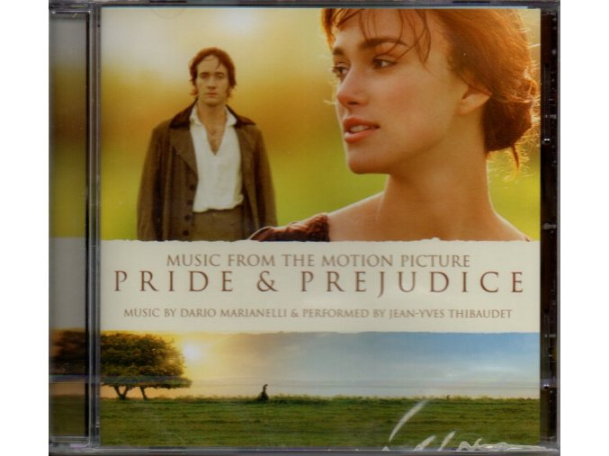 pride prejudice soundtrack cd dario marianelli