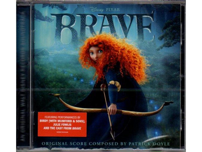 brave soundtrack cd patrick doyle