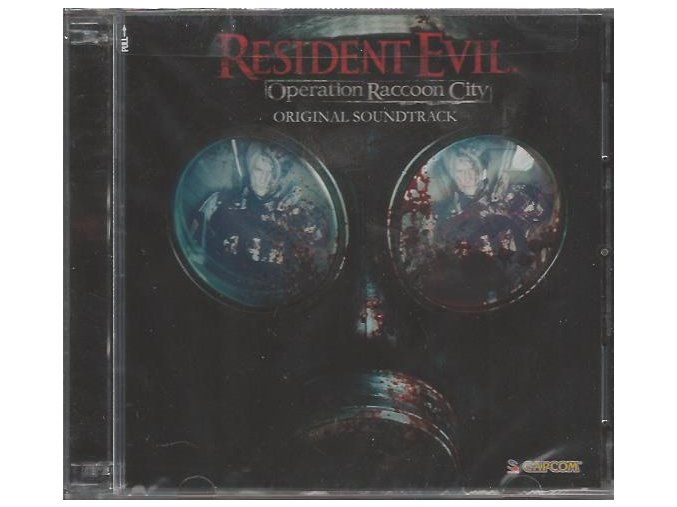 Resident Evil: Operation Raccoon City (soundtrack - CD)