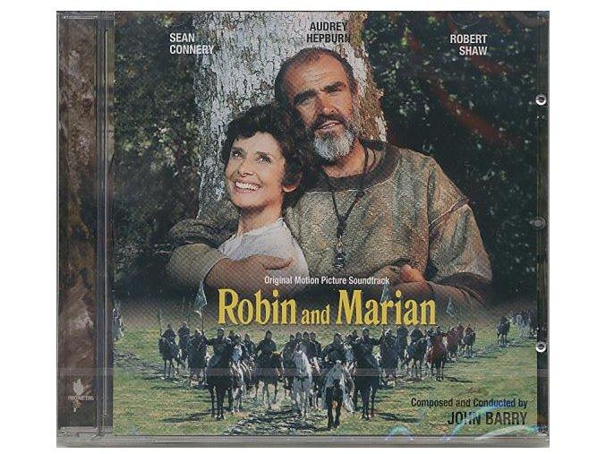 Robin a Mariana (soundtrack - CD) Robin and Marian