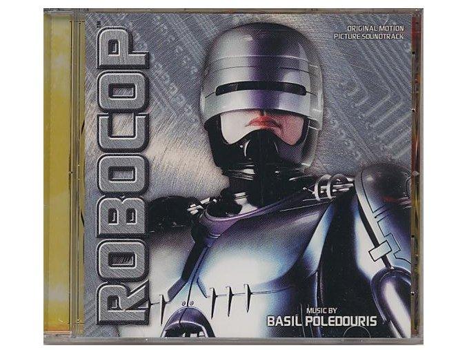 RoboCop (soundtrack - CD)