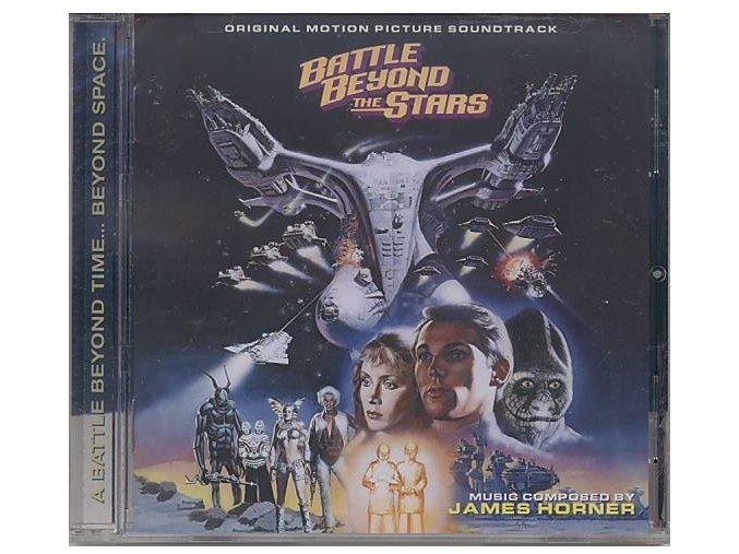 Sador, vládce vesmíru (soundtrack - CD) Battle Beyond the Stars