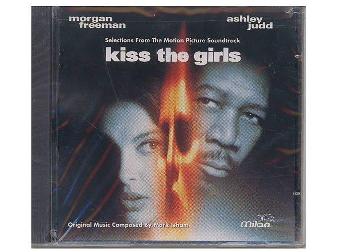 Sběratel polibků (soundtrack - CD) Kiss the Girls