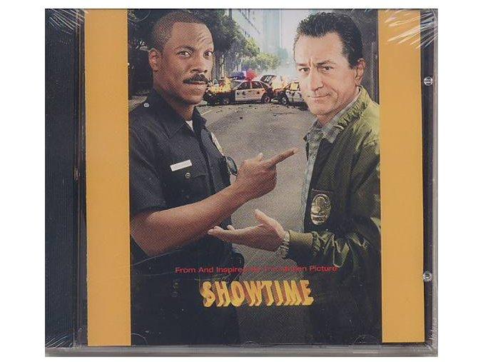 Showtime (soundtrack - CD)