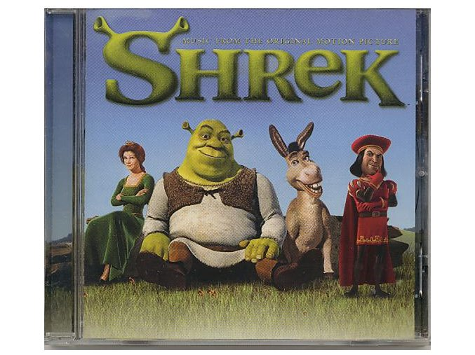Shrek (soundtrack - CD)