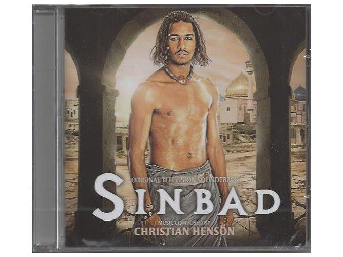 Sindibád (soundtrack - CD) Sinbad