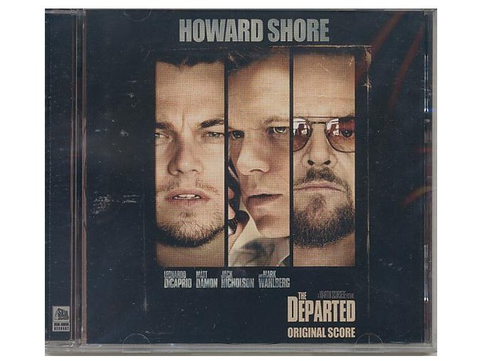 Skrytá identita (score - CD) The Departed