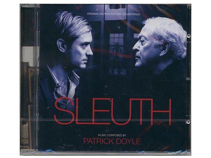 Slídil (soundtrack - CD) Sleuth