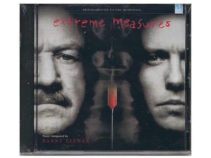 Smrtící léčba (soundtrack - CD) Extreme Measures