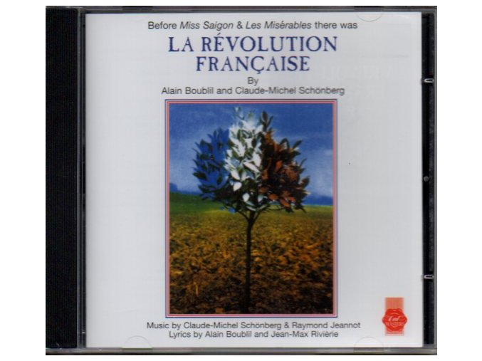 revolution francaise boublil michel schonberg musical