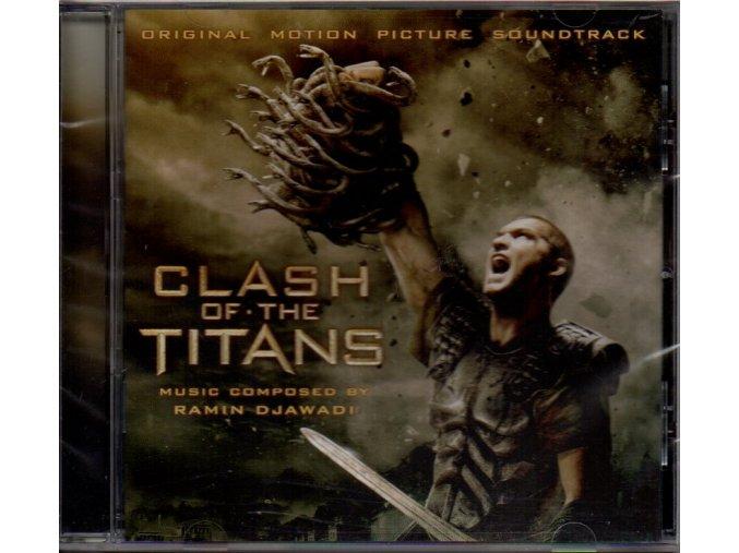 clash of the titans soundtrack cd ramin djawadi