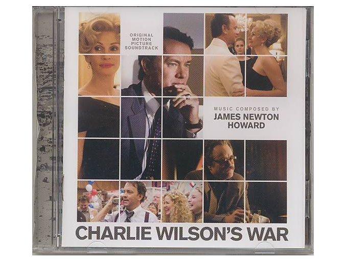 Soukromá válka pana Wilsona (soundtrack - CD) Charlie Wilsons War