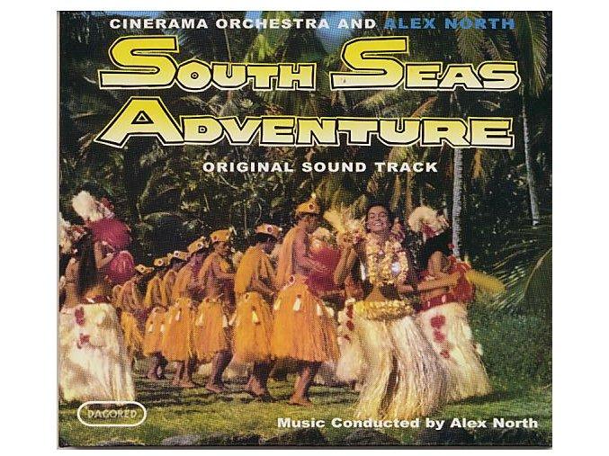 South Seas Adventure (soundtrack - CD)