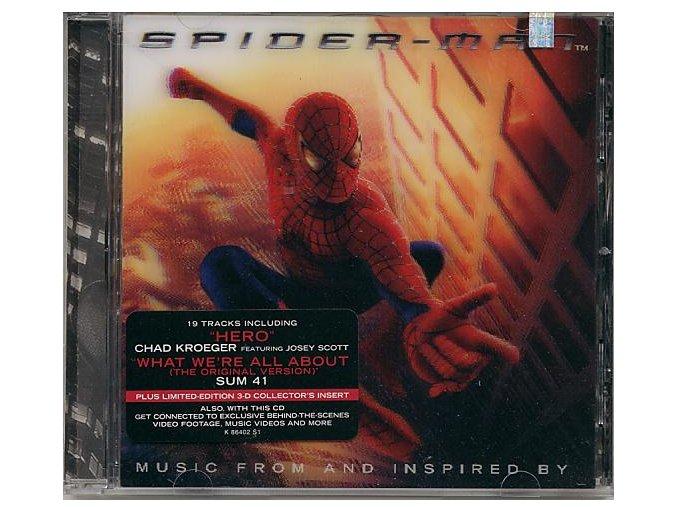 Spider-Man (soundtrack - CD)