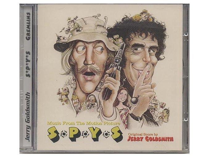 SPYS / Gremlins / Gremlins 2 (score - CD)