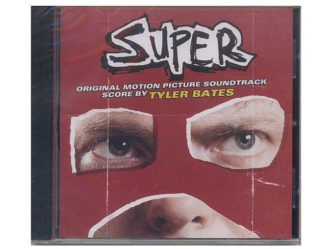 Super (soundtrack - CD)