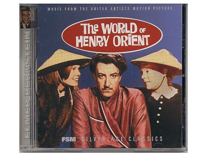Svět Henryho Orienta (soundtrack - CD) The World of Henry Orient