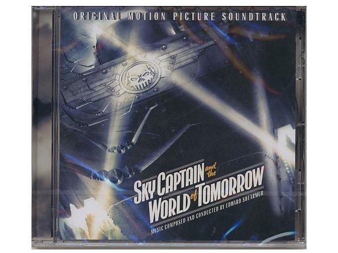 Svět zítřka (soundtrack - CD) Sky Captain and the World of Tomorrow