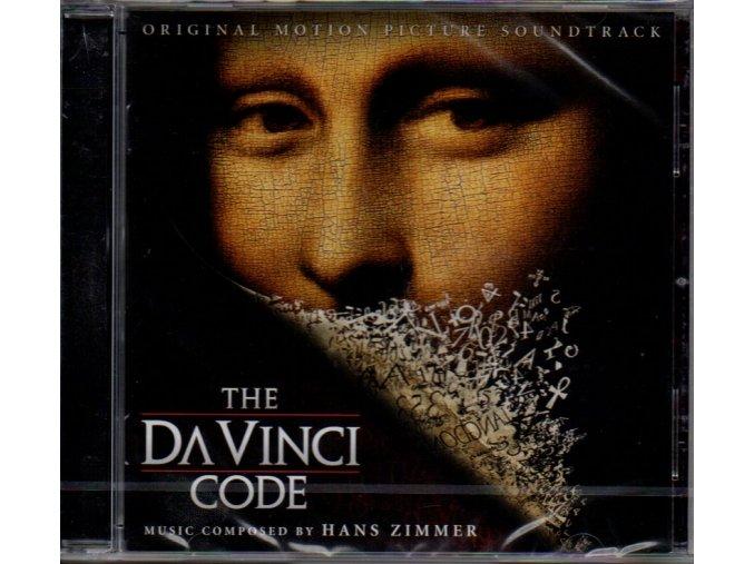 da vinci code soundtrack cd hans zimmer