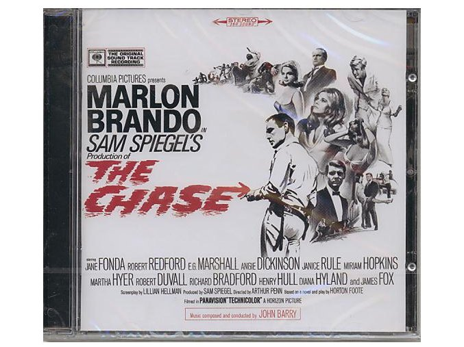 Štvanice (soundtrack - CD) The Chase