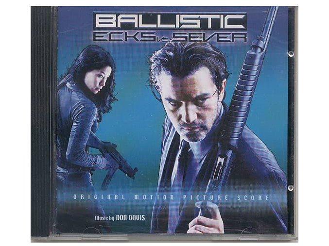 Tělo na tělo (score - CD) Ballistic: Ecks vs. Sever