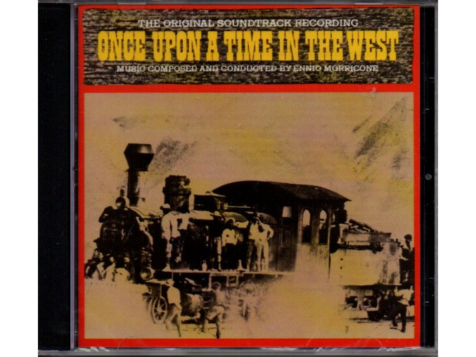 once upon a time in the west soundtrack cd ennio morricone