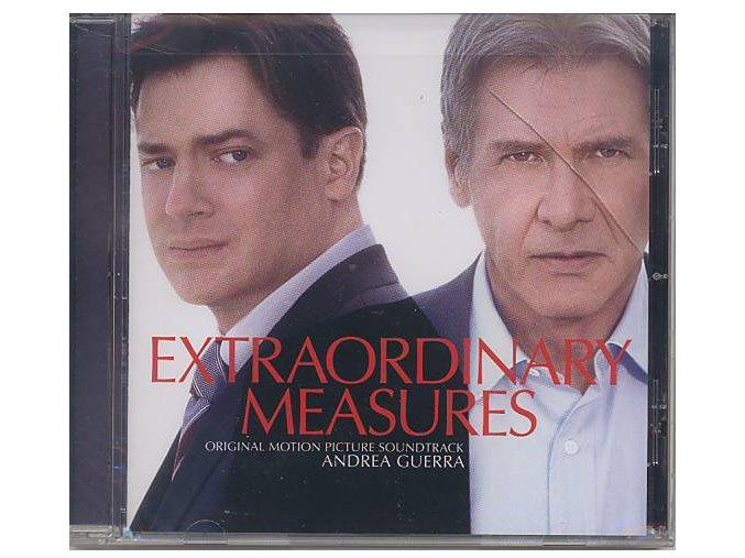 Těžká rozhodnutí (soundtrack - CD) Extraordinary Measures