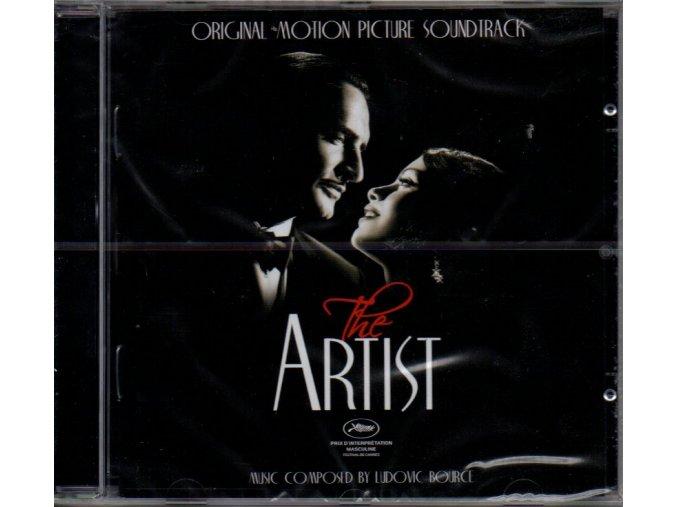 the artist soundtrack cd ludovic bource