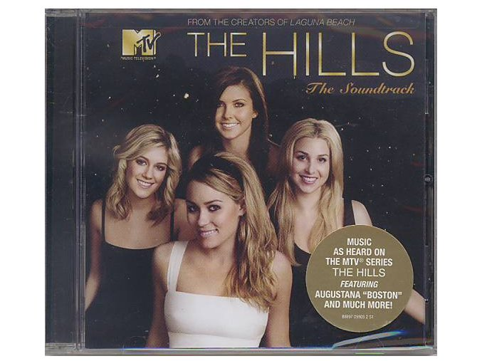 The Hills (soundtrack - CD)
