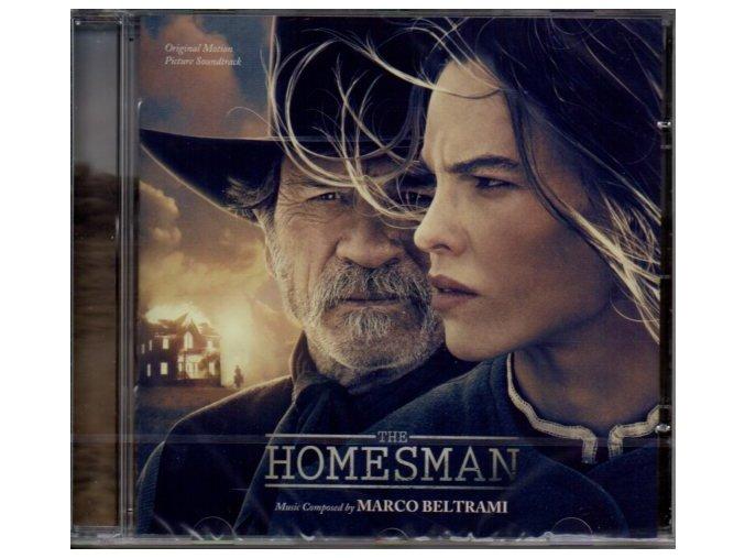 The Homesman (soundtrack - CD)