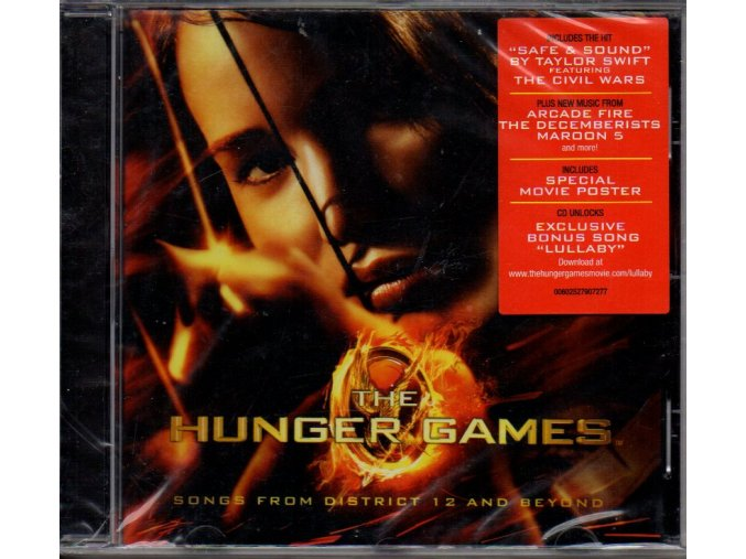 hunger games songs from district 12 and beyond soundtrack cd