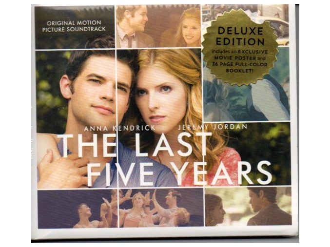 The Last Five Years (soundtrack - CD)