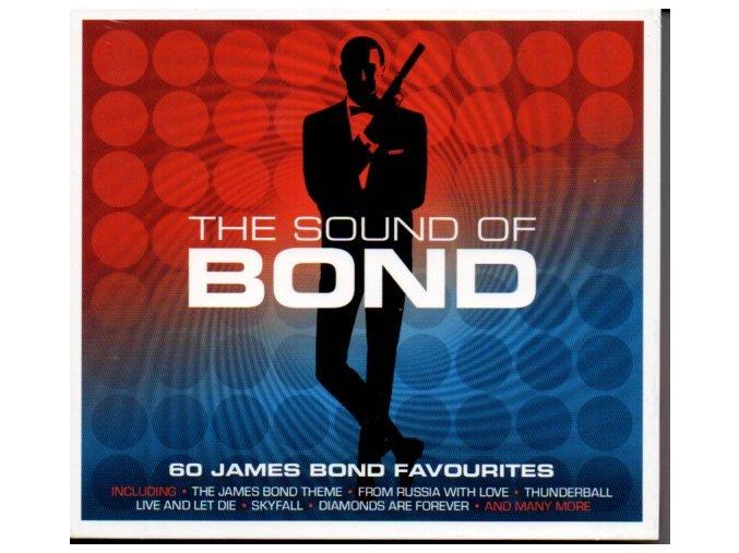 The Sound of Bond (CD)