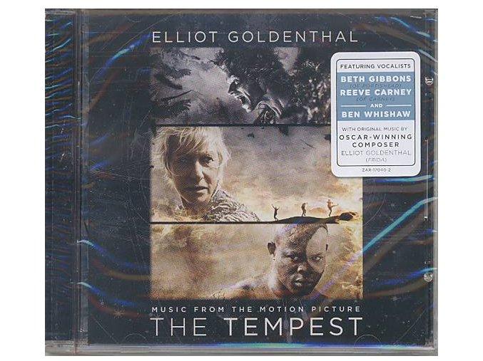 The Tempest (soundtrack - CD)
