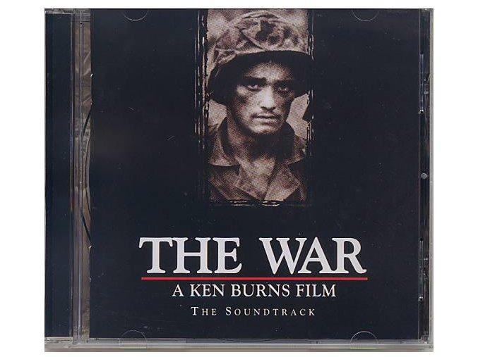 The War (soundtrack - CD)