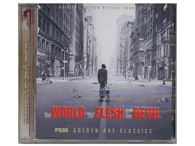 The World, the Flesh and the Devil (soundtrack - CD)