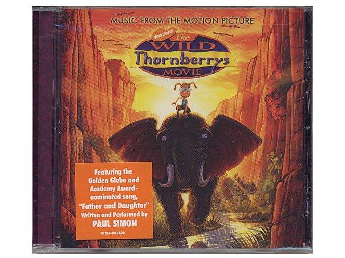 Thornberriovi na cestách (soundtrack - CD) The Wild Thornberrys Movie