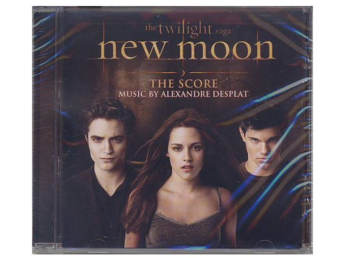 Twilight sága: Nový měsíc (score - CD) The Twilight Saga: New Moon
