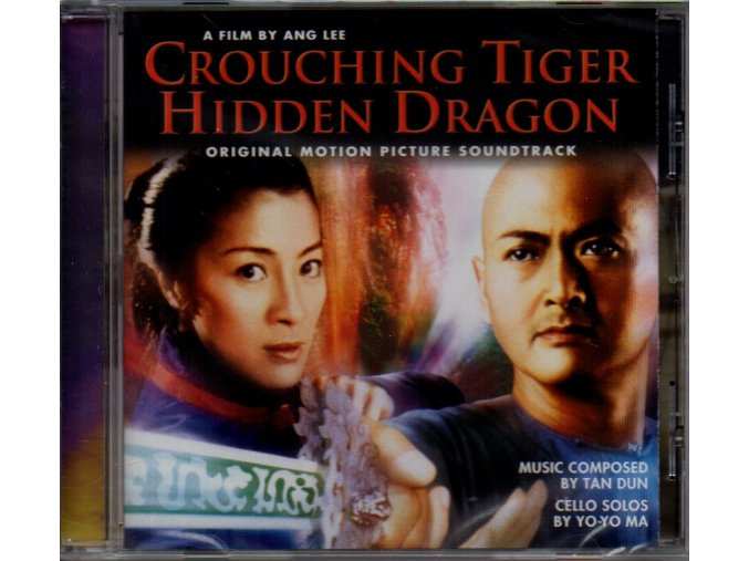 crouching tiger hidden dragon soundtrack cd tan dun